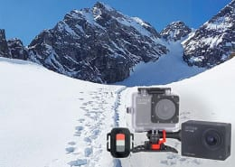 Denver - Microtelecamera ACT-8030W