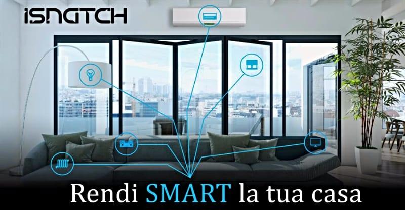 OB Elettronica rendi smart la tua casa