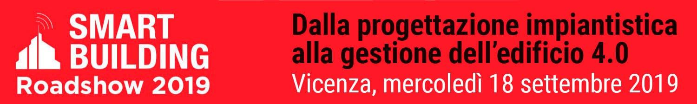 Vicenza, mercoledì 18 settembre 2019